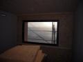 Fenêtre de la chambre d'amis