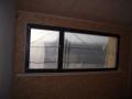 Fenêtre de la chambre à couché