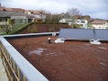 Substrat sur le toit